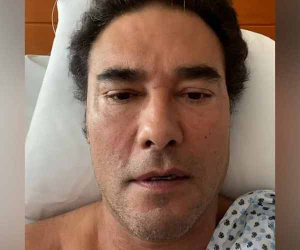 Eduardo Yáñez Spoke From The Hospital After Being Admitted For Surgery