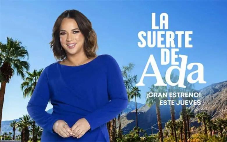 "Adamari López: Watch The Second Episode Of ""La Suerte De Ada"" [VIDEO]"
