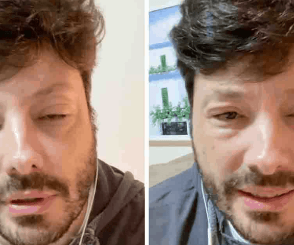 Danilo Gentili Suffers Anaphylactic Shock; Video
