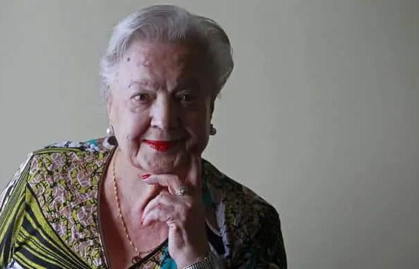 Spanish Singer Diamantina Rodríguez Dies At 100