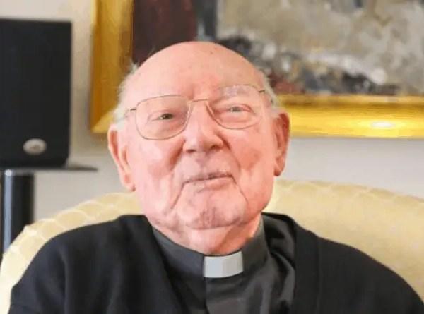Australian Cardinal Edward Cassidy Dies At 96