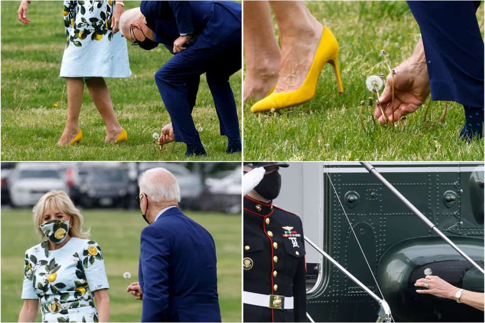 Joe Biden's Romantic Gesture With His Wife Jill That Went Viral