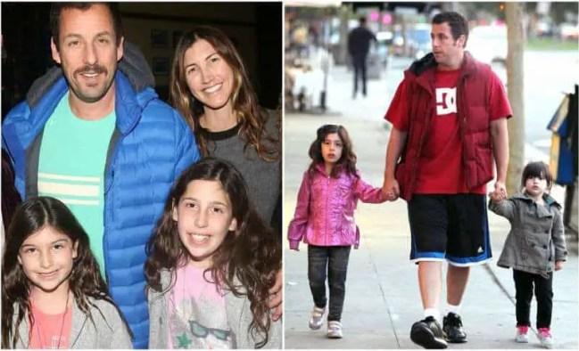Adam Sandler Children