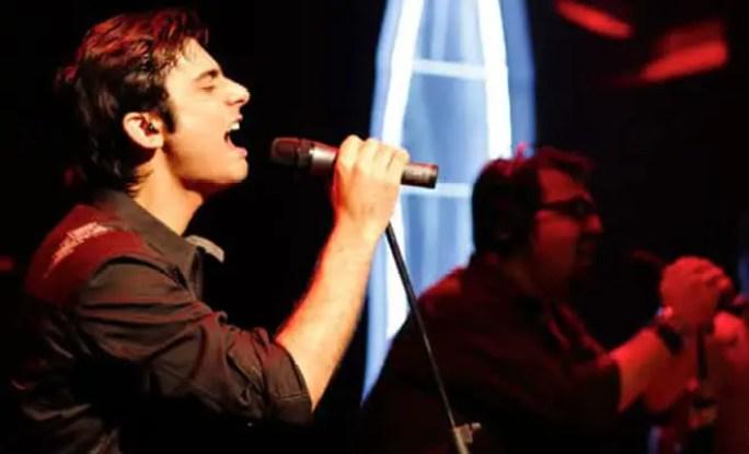 Fawad Khan Singing