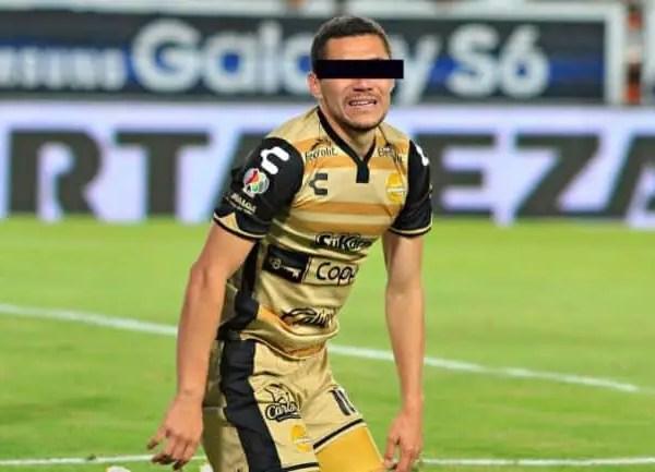 Freddy Martín Soccer Player Arrested For Alleged Violation