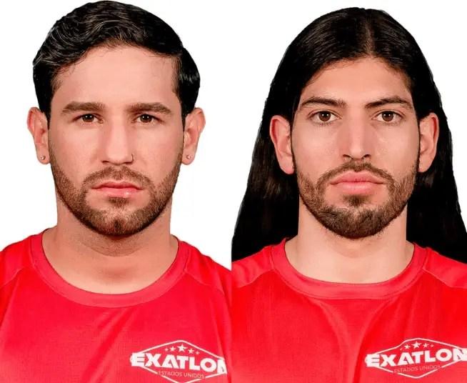 Jeyvier Cintrón And Jacobo García, Suspended From Exatlón Estados Unidos