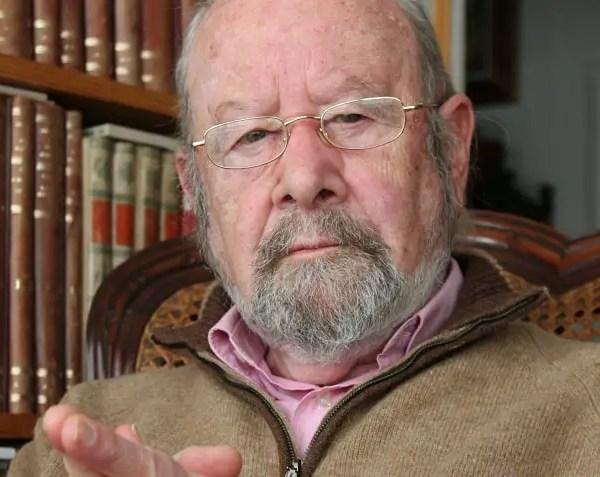Poet José Manuel Caballero Bonald Dies At 94