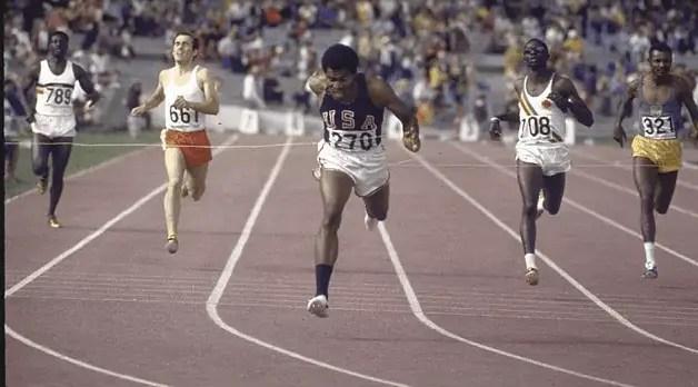 American Olympian Lee Evans Dies At 74
