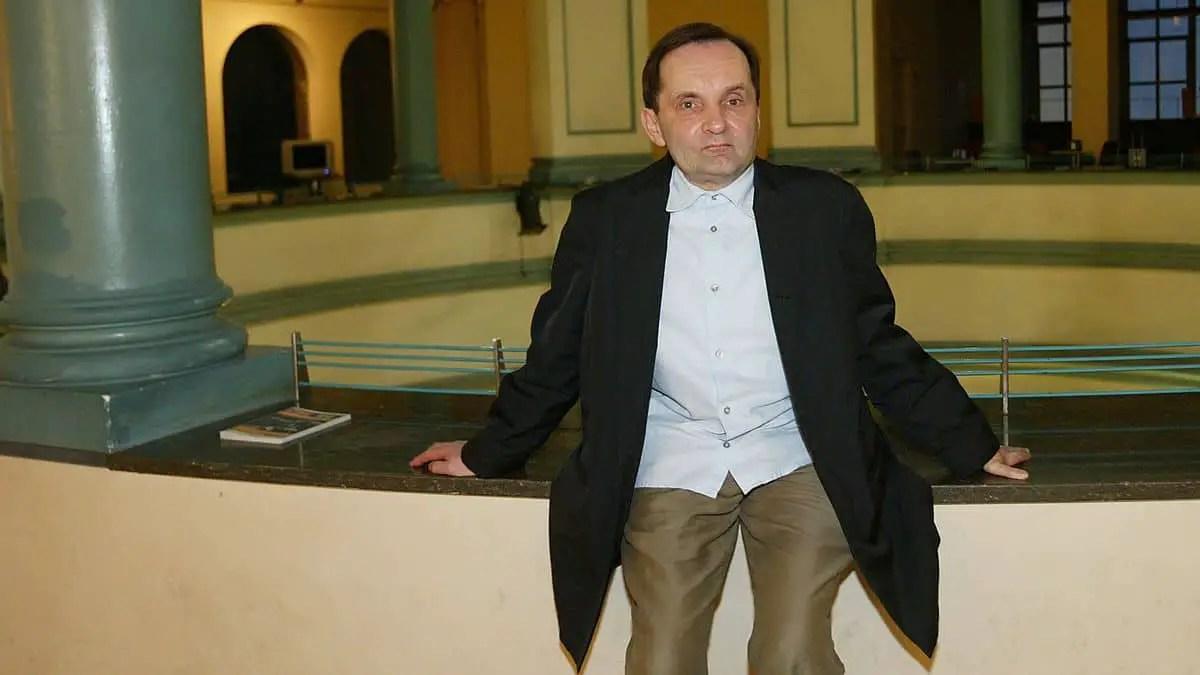 German Dancer Raimund Hoghe Dies At 72