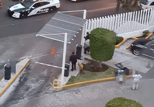 Shooting In Lindavista: The Attack In The Parking Lot Of Hospital Angeles