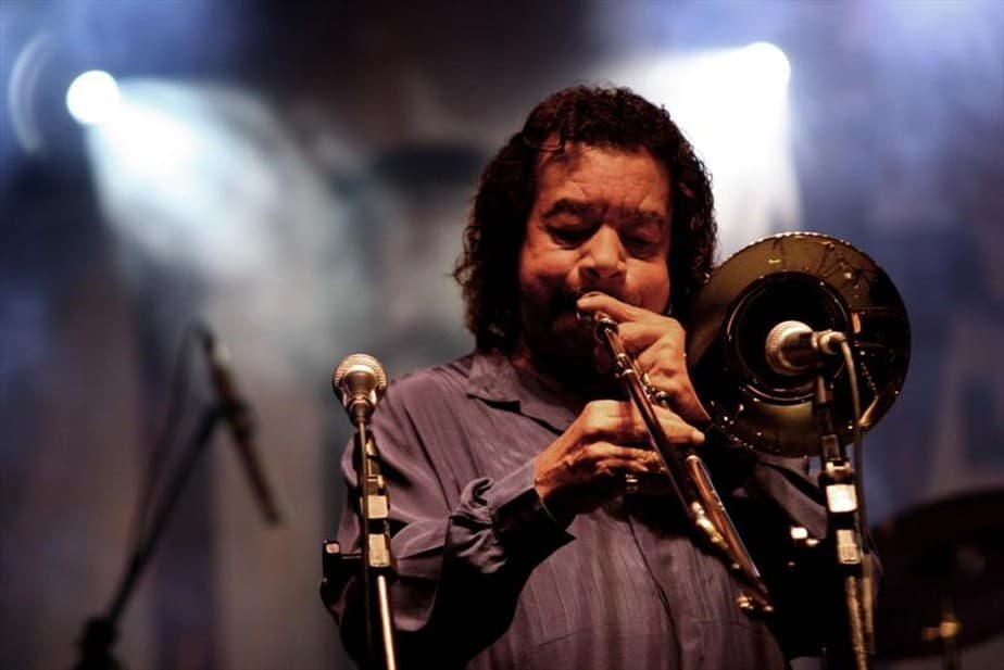 Trombonist Raul De Souza Dies At 86