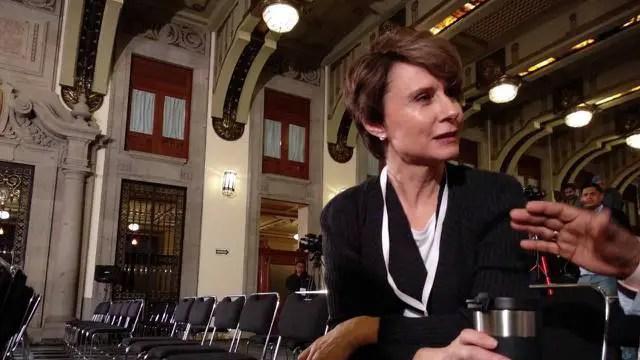 Mexican Journalist Denise Maerker's Father Dies
