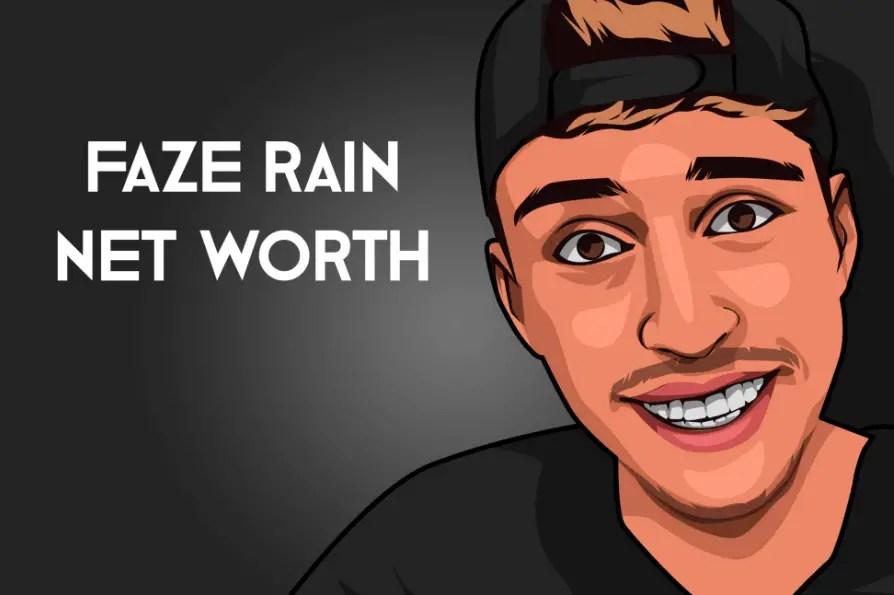 FaZe Rain Net Worth (2021) Biography, Dating, Girlfriends, & More
