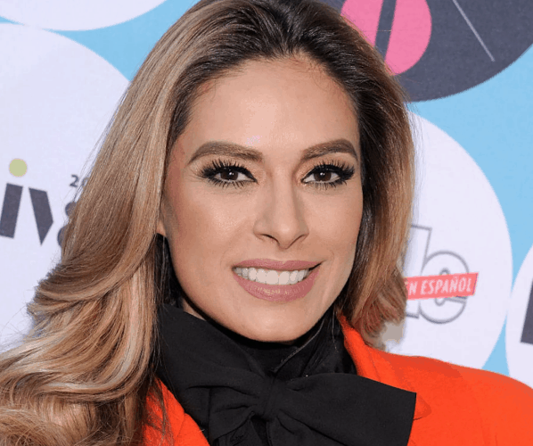 Galilea Montijo's Father Dies From Covid-19