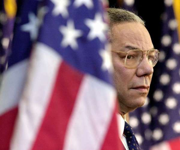 Colin Powell Net Worth At The Time Of His Death
