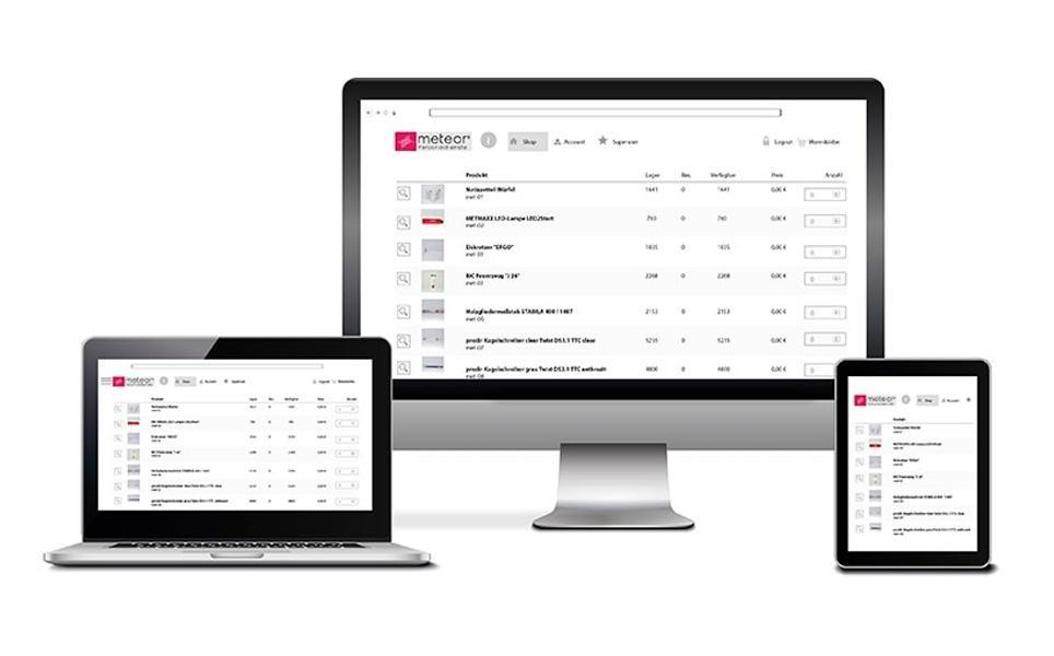 Fullservice Basic Shop-Lösung ˜Referenz