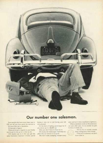 Image - Volkswagen - Long copy ad