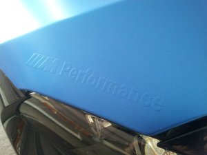 Fahrzeugfolierung BMW