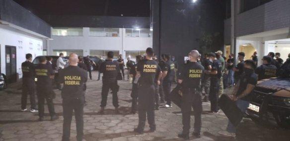 """Policia Federal deflagra operação """" Cobiça Fatal"""" na Grande Ilha ..."""