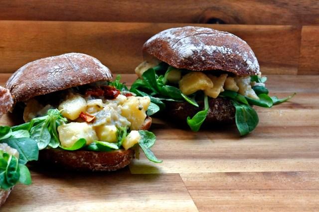 Katoffel-Sandwich