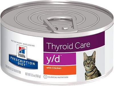5 Best Cat Foods for Hyperthyroidism In 2020 - We're All ...
