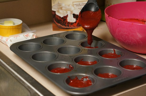 Red-velvet-valentines-day-cupcake