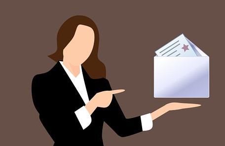 recouvrement par email