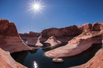 Lake Powell - Reflection Canyon