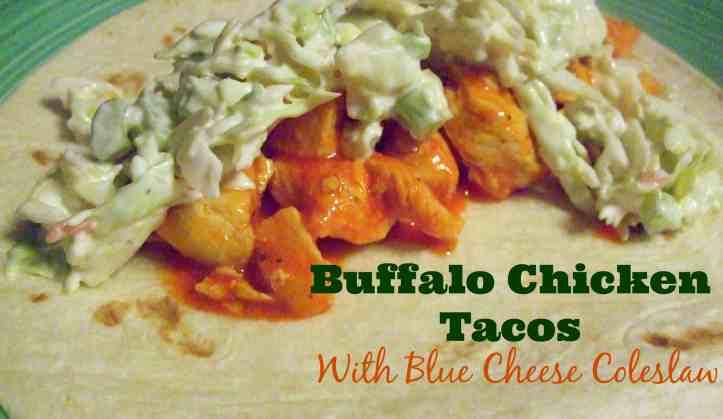 buffalo tacos