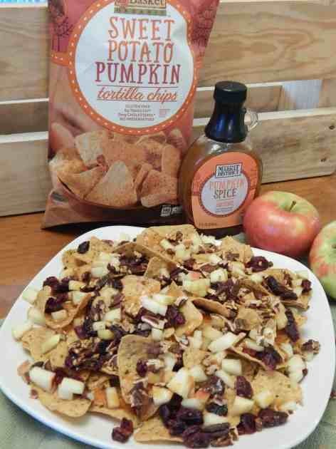 Autumn Nachos Giant Eagle Flavors of Fall