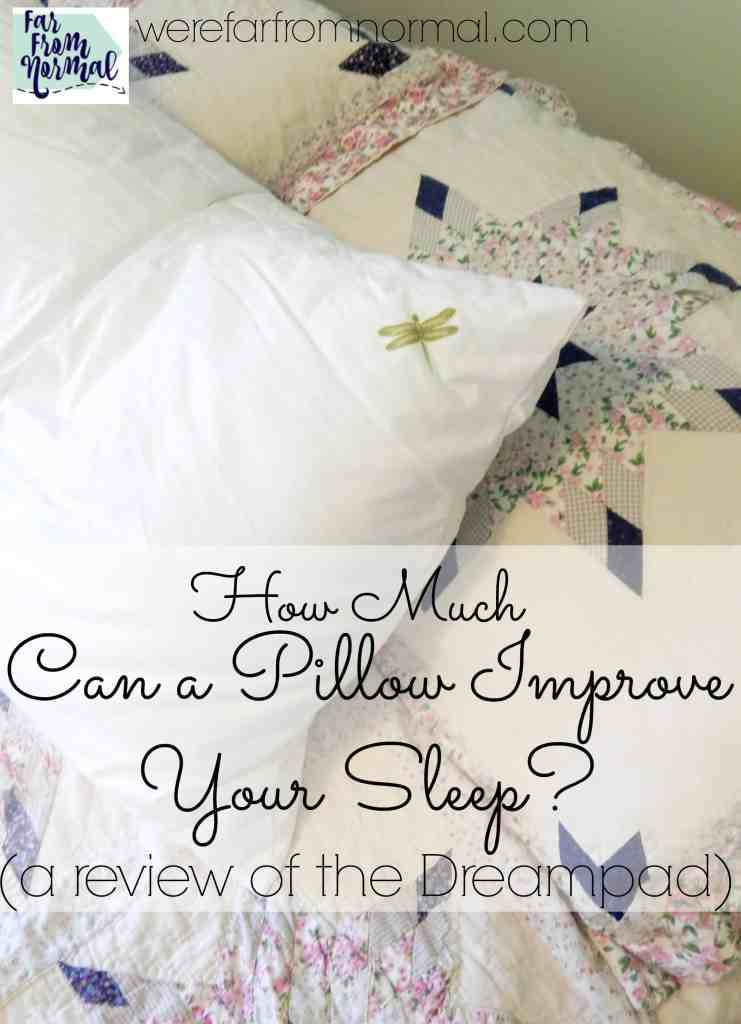 How Much Can a Pillow Improve Your Sleep?