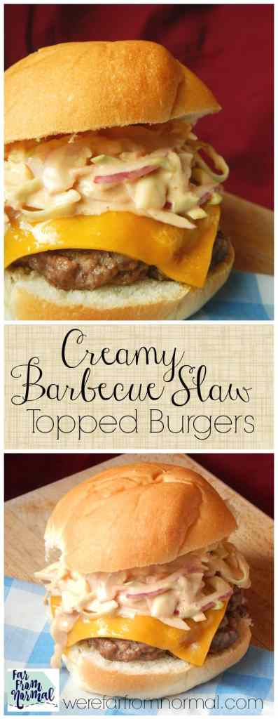 This burger topping is so easy and super delicious! Creamy and smoky perfect for burgers or as a side dish!