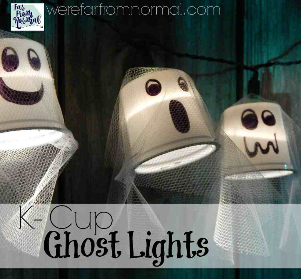 K Cup Ghost Lights