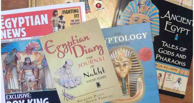 Homeschool History- Our Ancient Egypt Study