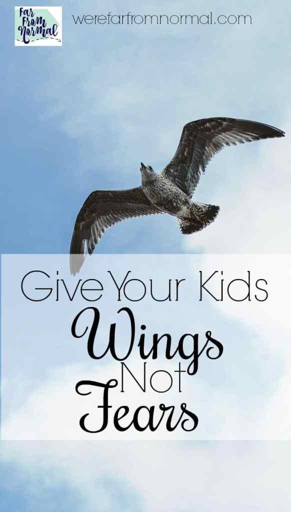 encouraging your kids
