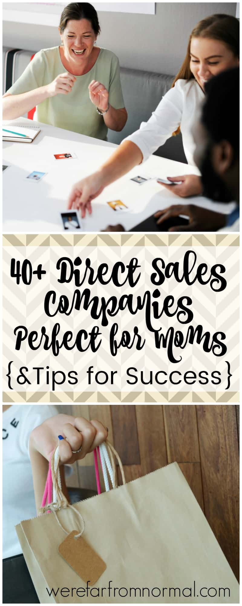 40+ Awesome Direct Sales Companies for Moms! {& Tips for Success!}