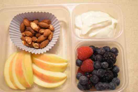 vegetarian protein box ideas