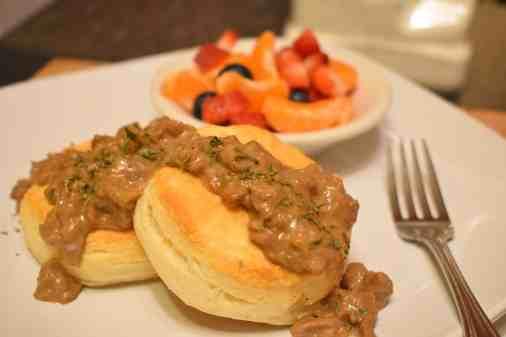 vegetarian sausage gravy