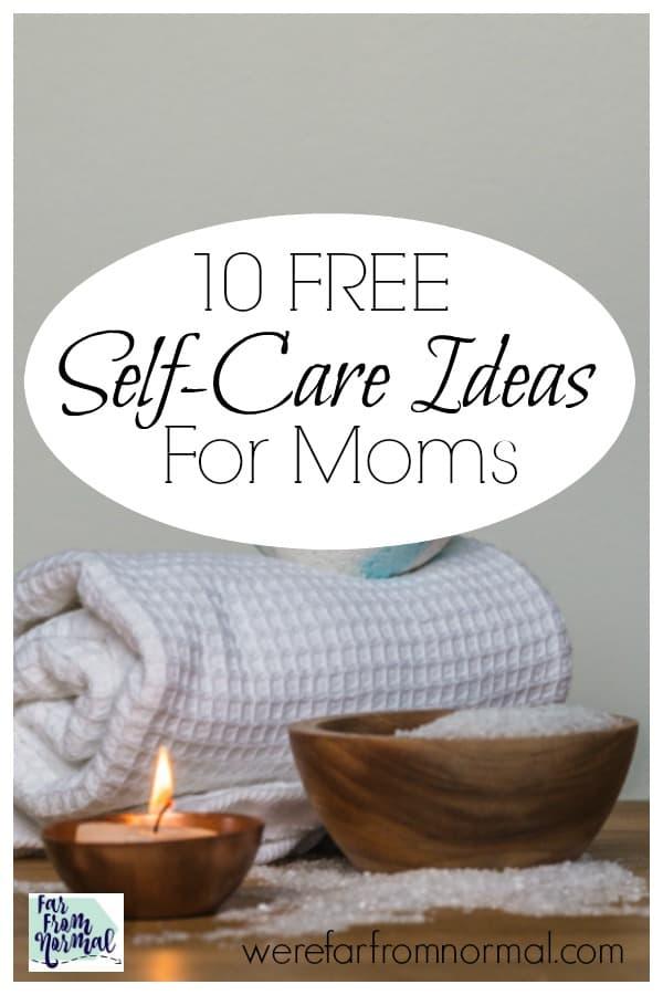 free self-care