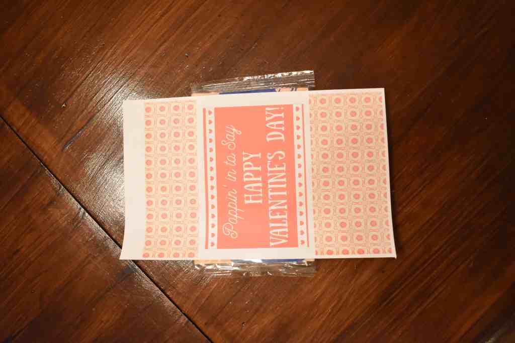 printable popcorn valentines