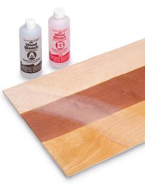 How To Make Wood Bleach