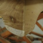 How To Fix Chipped Wood Corners And Feet On Furniture