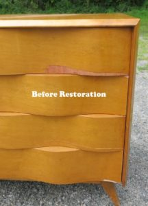 How To Remove Veneer From Wood Furniture