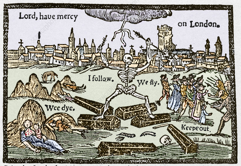 """""""Infection Unperceiv'd, in Many a Place"""": The London Plague of 1625, Viewed from Plymouth Rock"""