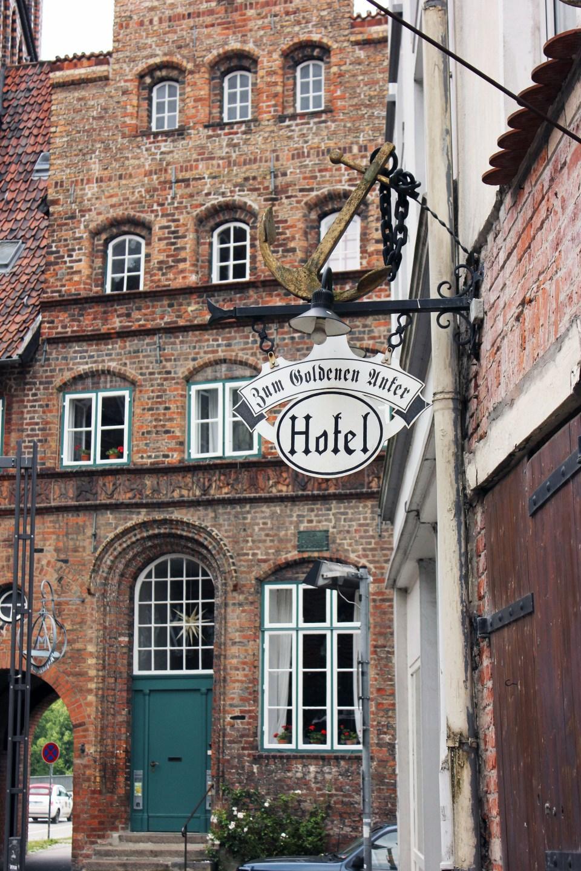 Lübeck hotel