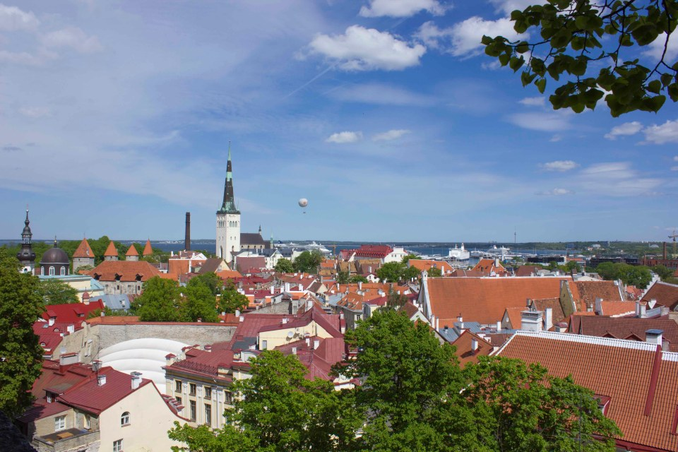 Overview Tallinn