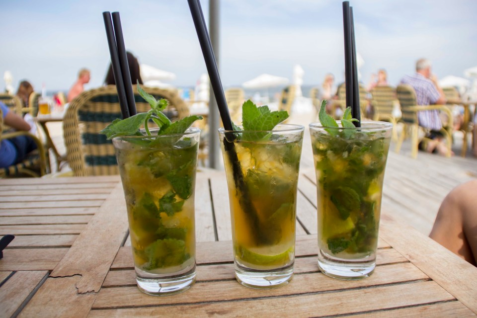 Cocktails in Sopot