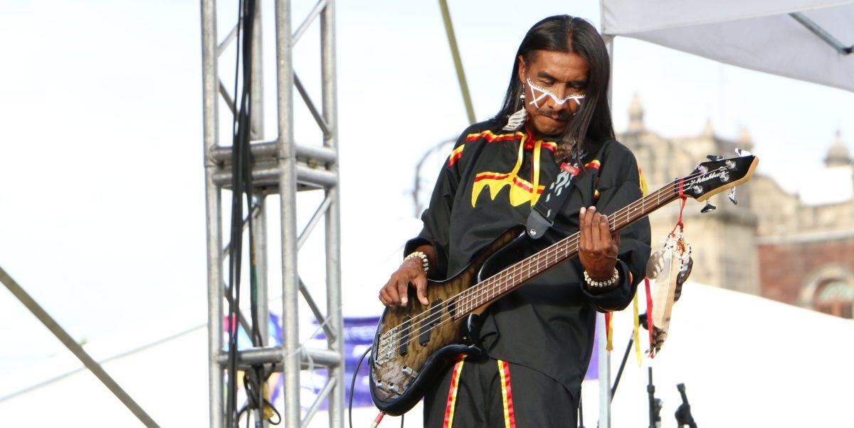 Pueblos originarios haciendo rock: Breve introducción al rock en lengua materna