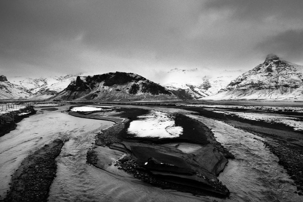 Landscapes. Iceland. 2010