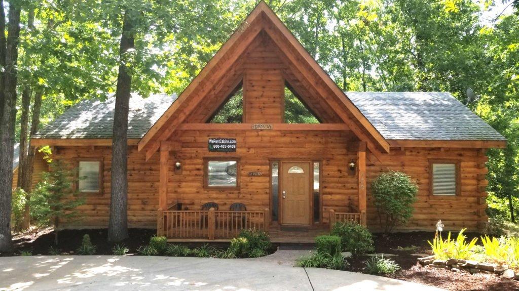 The Dakota Cabin